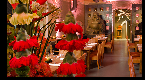 Two Buddhas Restaurant
